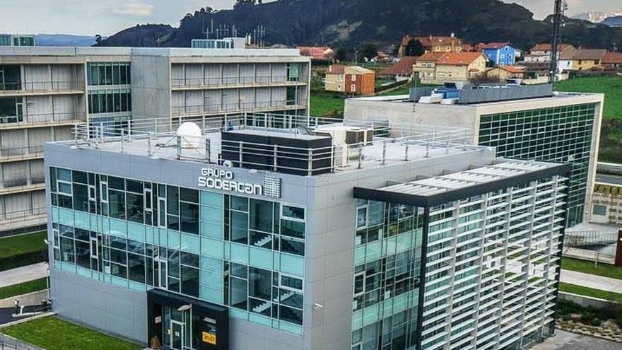 Edificio de Sodercan, una de las empresas públicas que cambiará de responsables.