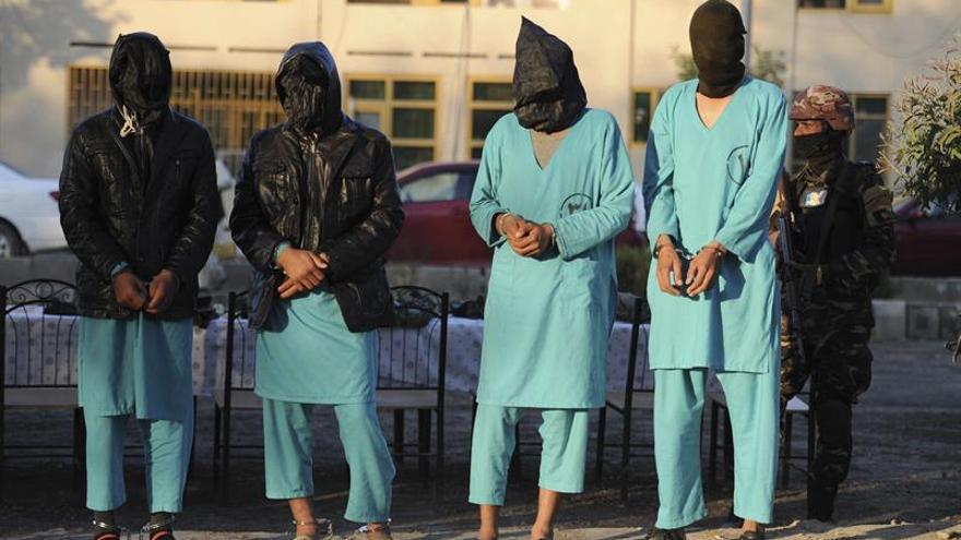 La ONU afirma que más de un tercio de los detenidos sufren torturas en Afganistán