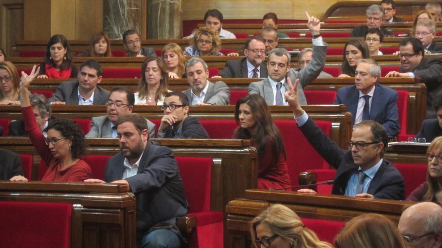 El Parlamento catalán debatirá los presupuestos de 2014 y las nuevas tasas el 20 de noviembre
