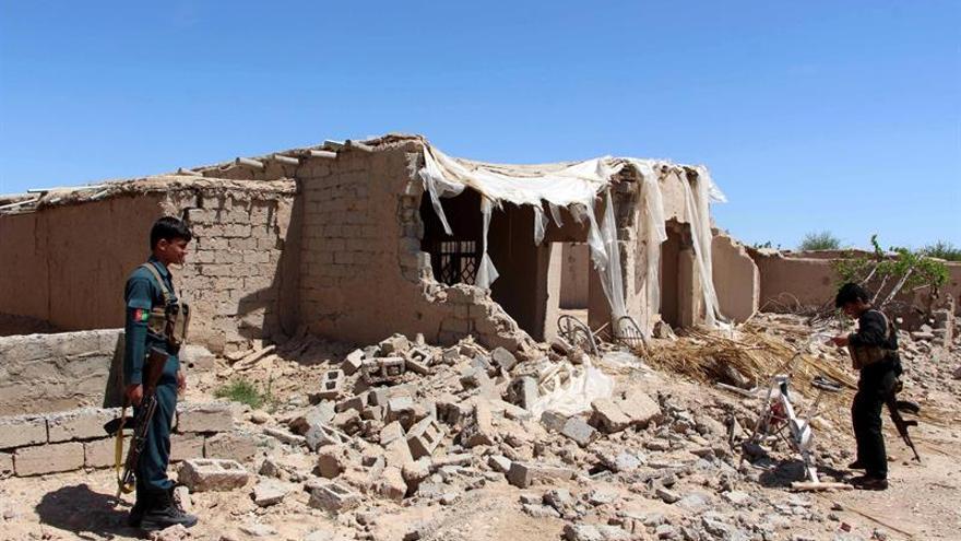 Muere un soldado de EEUU en una operación contra el EI en Afganistán