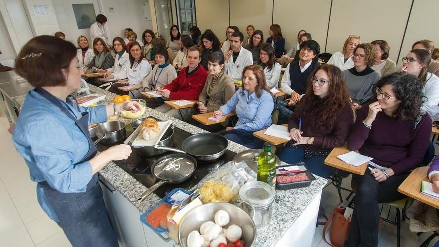 El equipo de la Universidad de Navarra 'Por una comida sana, tú decides' elabora el decálogo del 'Tupper saludable'