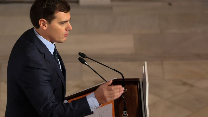 """Rivera felicita a Rutte y a D66 por haber """"ganado al populismo"""" en Países Bajos"""