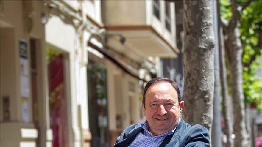 Pedro Sanz pide una participación masiva y votar en conciencia