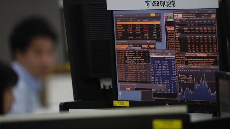 Seúl cierra plana ante el mal pronóstico para las exportaciones surcoreanas