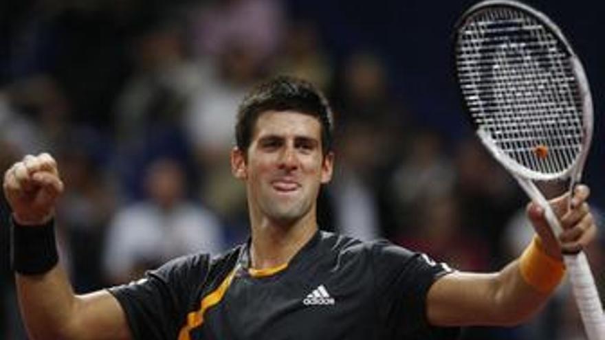 """Djokovic: """"Cada uno de los ocho que estamos aquí podemos ganar el torneo"""""""