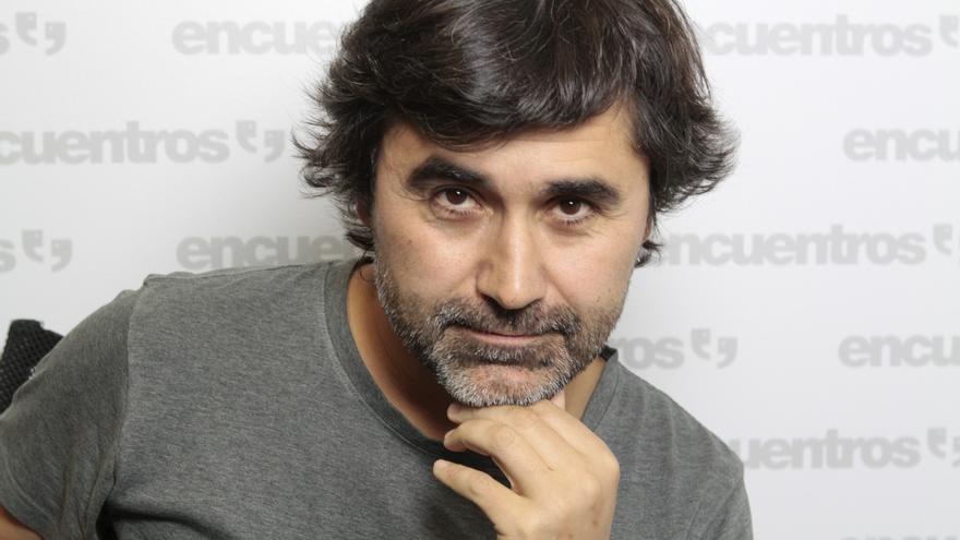 El periodista y autor de 'Peligro de Derrumbe', Pedro Simón