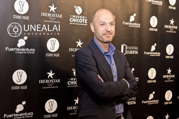 Íñigo Urrescu en los III Premios Chicote | Fotografía: UNEALAI
