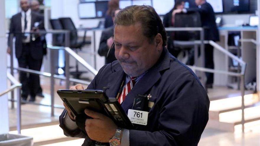 Wall Street cambia de rumbo y el Dow Jones avanza un 0,20 %