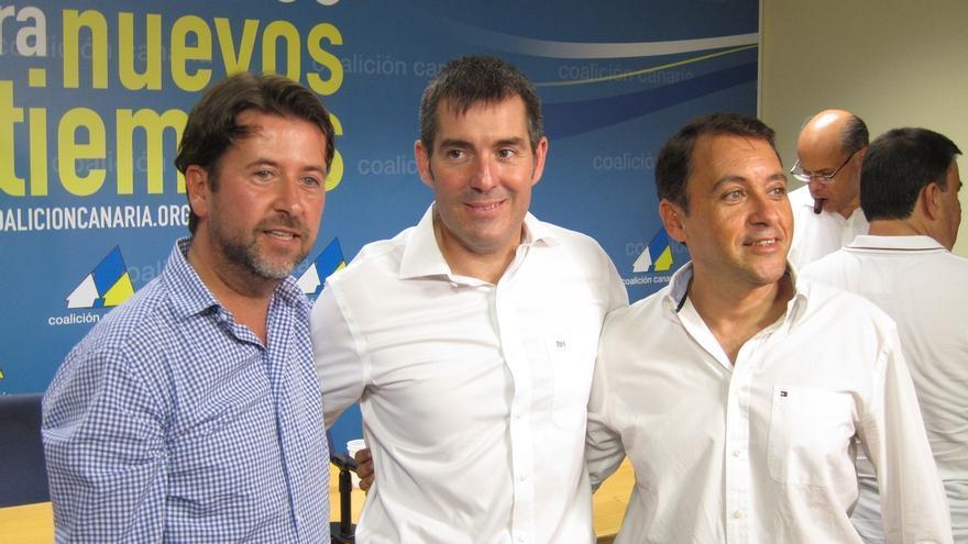 CC ganaría las elecciones con 17 escaños pero necesita a PSOE o PP para gobernar