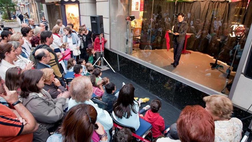 Vitoria volverá a convertirse en septiembre capital europea de la magia