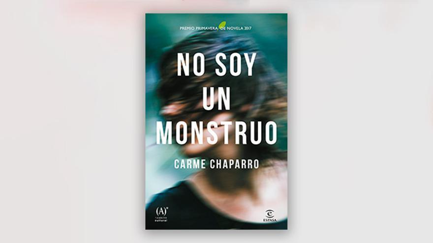 La primera novela de Carme Chaparro tiene un precio de 18,90€.