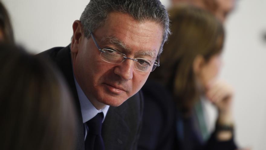 """Gallardón aplica la presunción de inocencia a la Infanta igual que a """"todos los ciudadanos"""""""