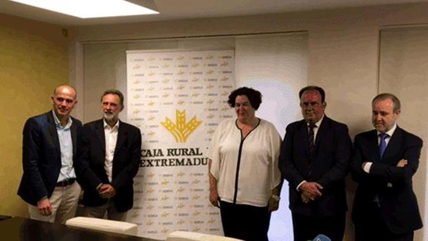 Espiga Caja Rural Extremadura
