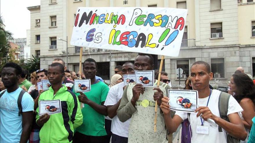 Ceuta acuerda realizar un monumento al inmigrante y a la solidaridad