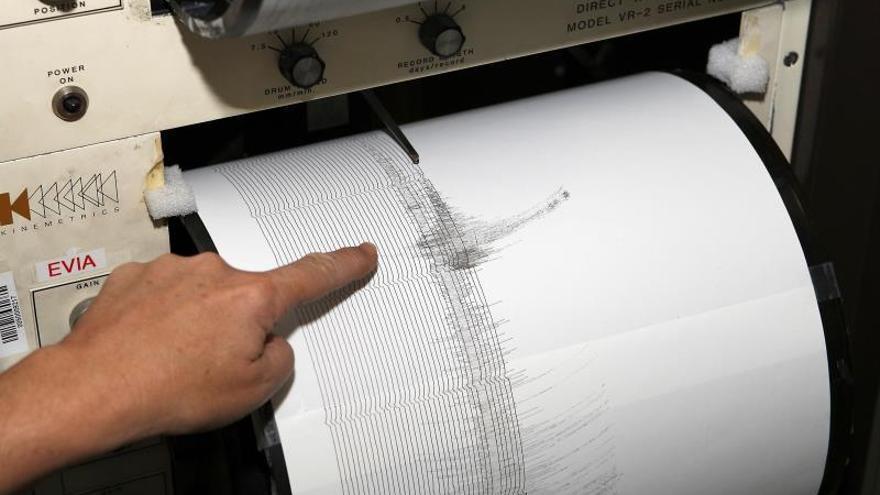 Sismo de magnitud 5,2 se registró en la selva de Perú sin reporte de daños