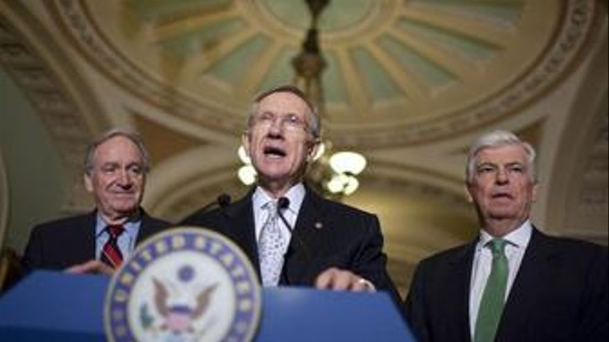 El Senado admite a debate la reforma del sistema sanitario estadounidense