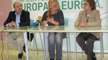 """El PSOE aboga por el """"voto útil"""" para que no se pierdan sufragios hacia la izquierda """"en pequeños grupos"""""""