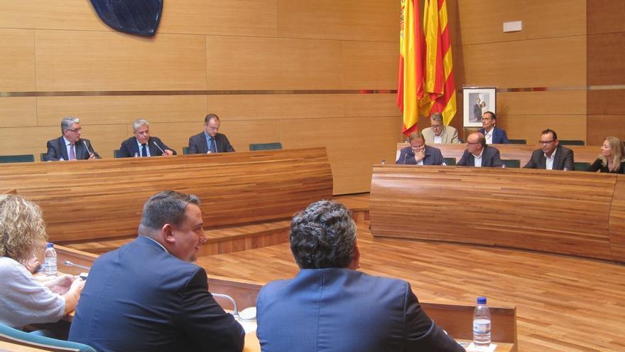 """PSPV retira la reprobación de Rus en el pleno de la Diputación porque """"ya lo ha hecho el pueblo valenciano"""""""