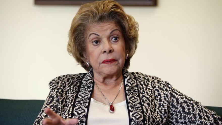 Fallece la multipremiada y reconocida escritora panameña Rosa María Britton