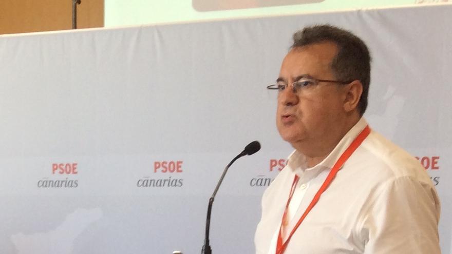Gregorio Medina, nuevo secretario general del PSOE en La Gomera