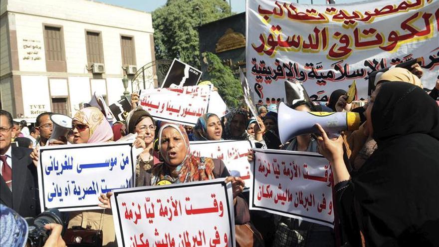 ONG emiten cien recomendaciones para la mejora de los derechos humanos en Egipto