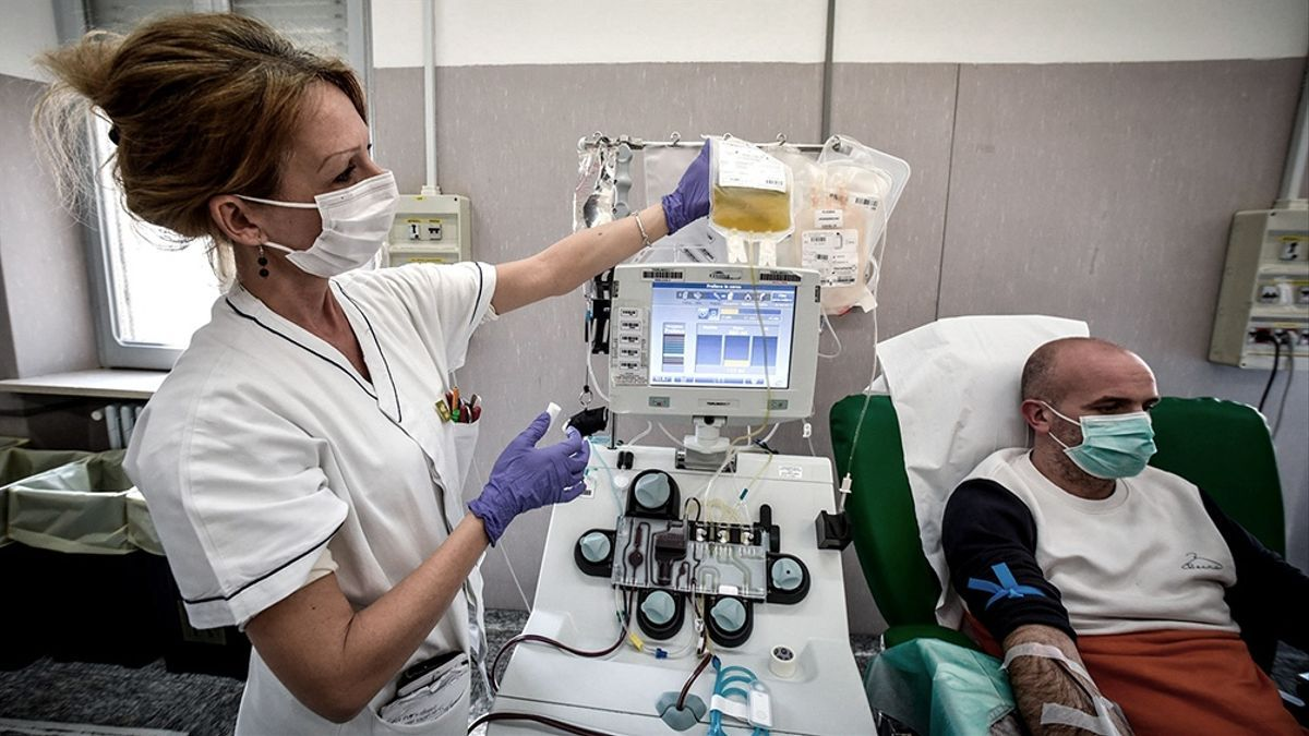 Desde la llegada de la pandemia a la Argentina, en marzo último, fueron realizados en la ciudad de Buenos Aires un total de 1.250.555 hisopados.