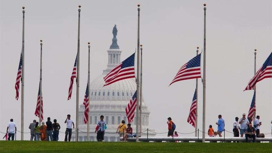 Banderas a media asta en EE.UU. hasta el 19 de julio por las víctimas de