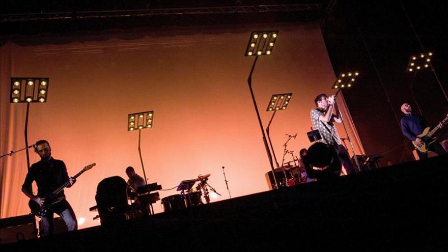 Beck precinta el verano con el último gran concierto de la temporada