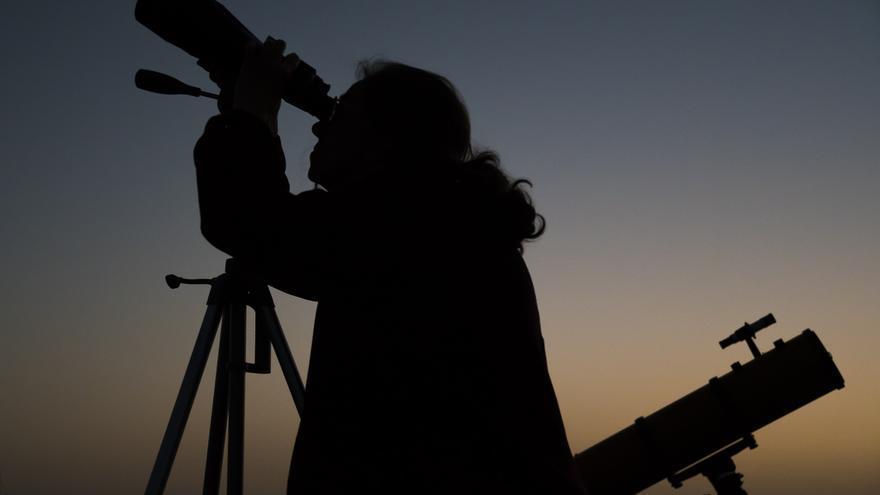 Observatorio de Las Asomadas en El Hierro