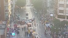 València crea un grupo de bomberos especializados en la respuesta frente a suicidios