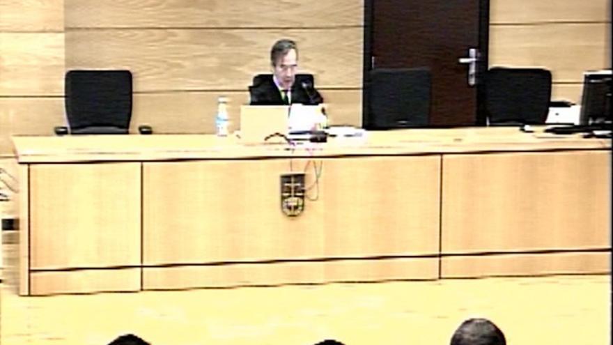 El mismo tribunal que dictó sentencia determinaría si deja en libertad o no a 'La Manada' a petición de las defensas
