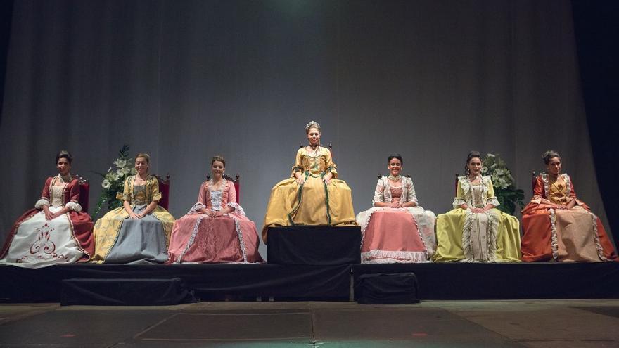 Un momento de la Fiesta del Arte de Los Llanos.