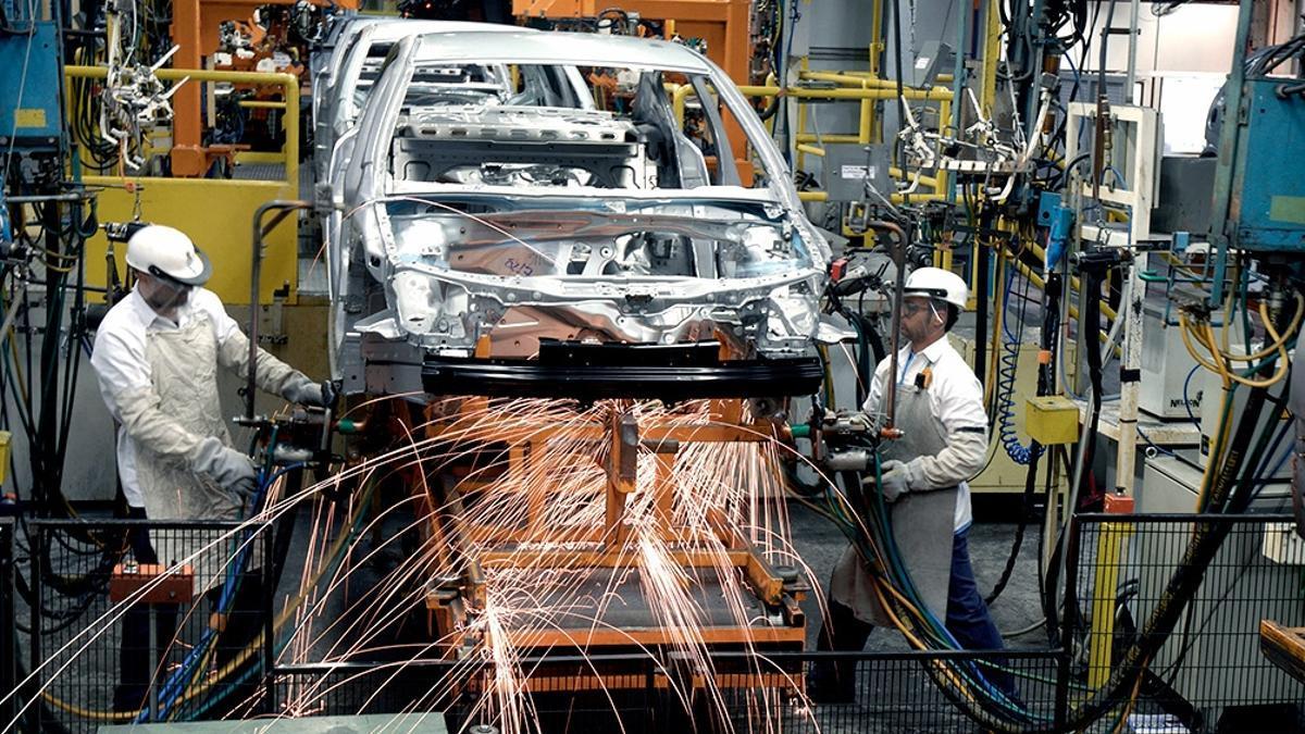 Los primeros siete meses del año la industria creció 4,9% por encima del mismo período de 2019