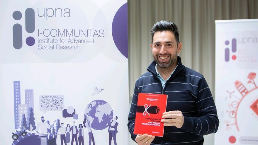 Un investigador de la UPNA, coeditor de un libro colectivo sobre cómo prevenir la radicalización violenta yihadista