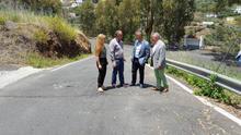El Cabildo iniciará este año el proyecto de mejora de la carretera de Teror