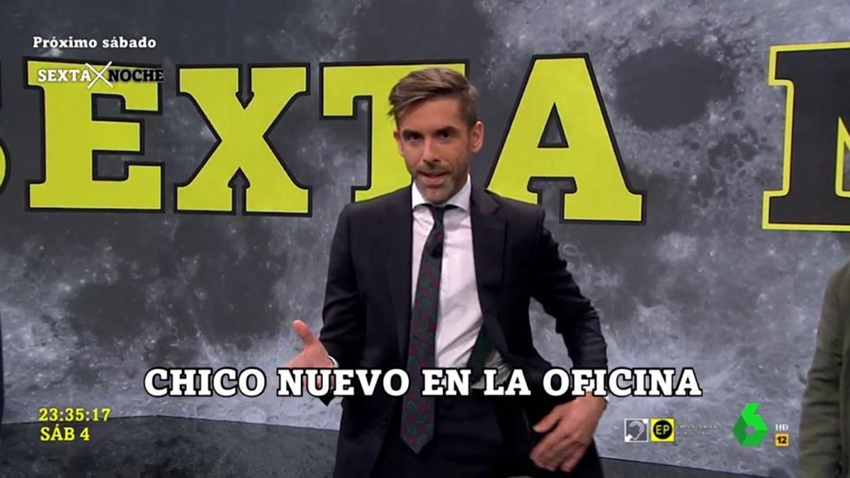 José Yélamo en 'laSexta Noche'