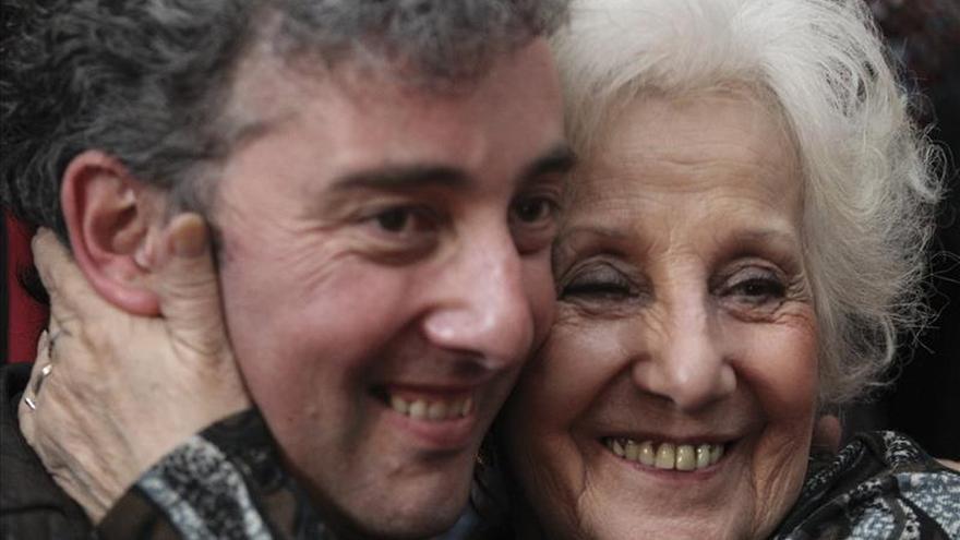 El nieto de la titular de las Abuelas de Plaza de Mayo tramita el cambio de su identidad