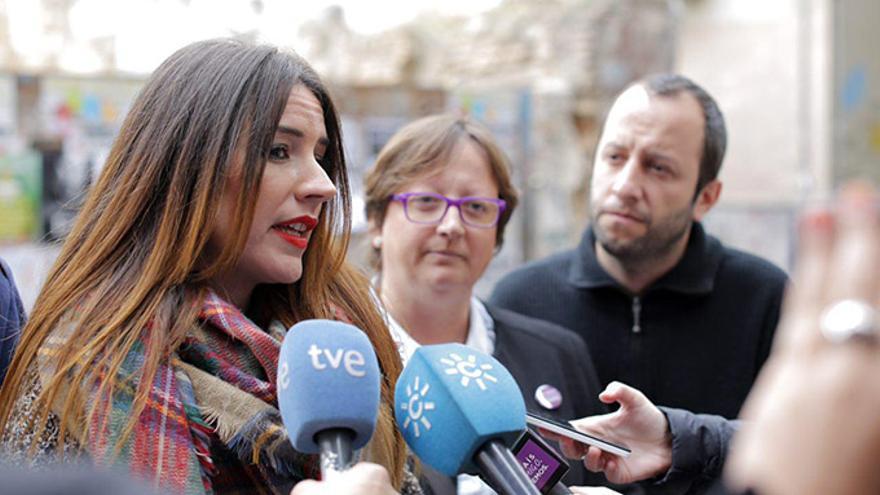 La diputada por Granada en el Congreso, Ana Terrón