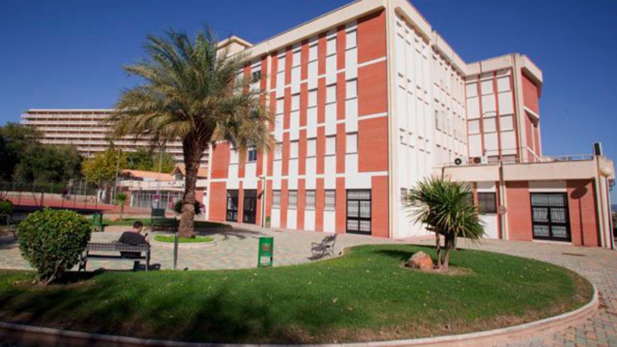 Universidad Loyola Andalucía en Córdoba.