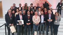 Seis representantes murcianos entran en el Consejo General de Ciudadanos