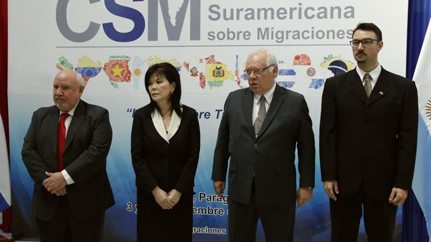 """La OIM apunta a un """"espacio Schengen sudamericano"""" para conseguir libre tránsito"""