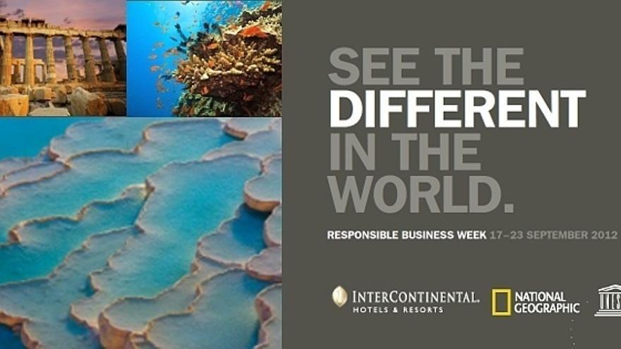 InterContinental Hotels celebra al tercera edición de la 'Responsible Business Week'