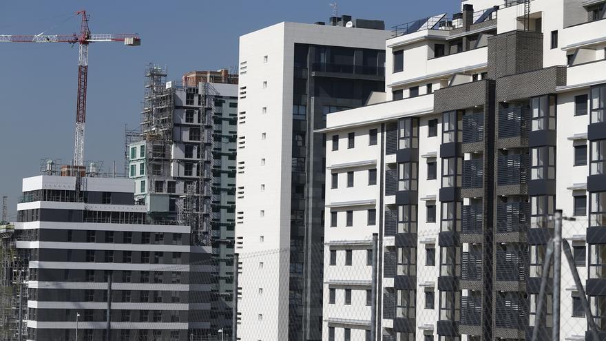 El precio de la vivienda nueva aumenta en el norte de España pero menos que la media del 5,4% del país