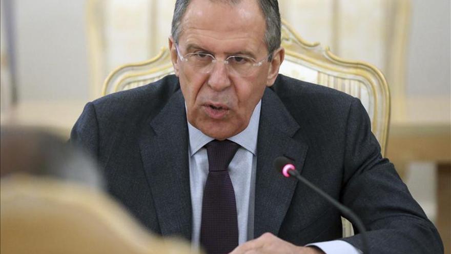 Rusia advierte de que la ayuda a Ucrania debe ser a petición de sus autoridades legítimas