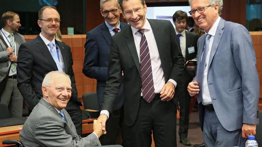 Dijsselbloem ve posible un acuerdo con el FMI sobre medidas de alivio de la deuda griega