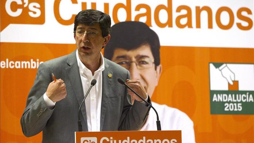 "Marín (Ciudadanos) asegura que su partido ""solo gobernará"" si gana"