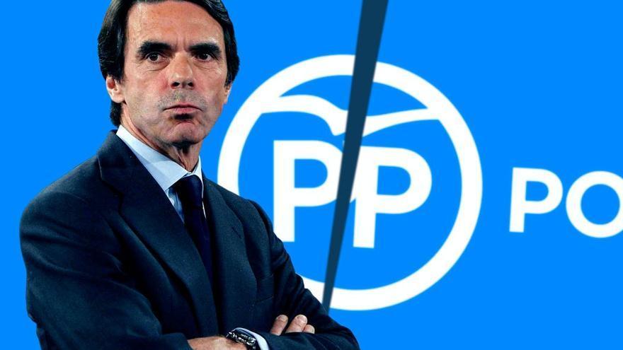 José María Aznar, expresidente del Gobierno de España