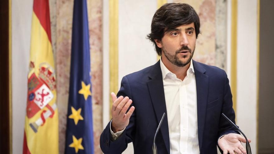 """Ciudadanos denuncia el """"cinismo extremo"""" del PP, que ahora quiere reformar el CGPJ y acaba """"plagiando"""""""