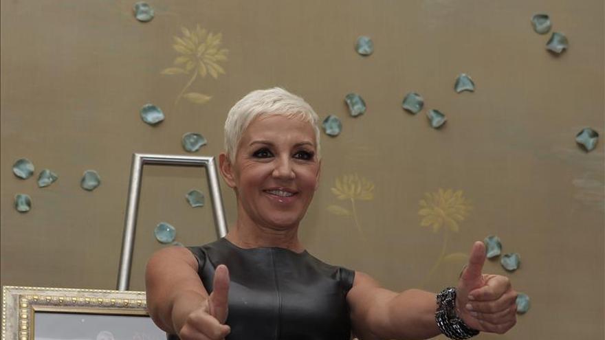"Ana Torroja presentará su disco ""Conexión"" en el Auditorio Nacional de México"