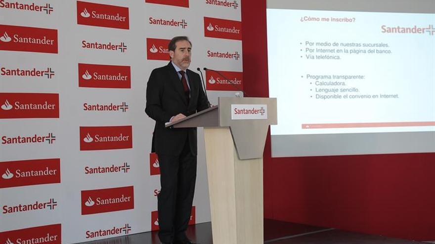 """Santander México se siente """"cautelosamente optimista"""" ante avance de economía"""